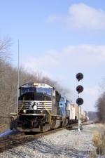 NS 2635 SD70M