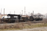 NS 3271 SD40-2