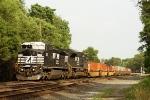 NS 8387 C40-8W