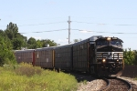 NS 9707 C40-9W