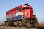 TP&W 3878 GP-38
