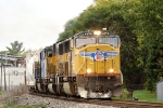 UP 4694 SD70M