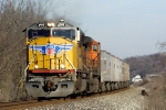 UP 4919 SD70M