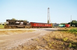 NS TRANSCAER train on Alabama Southern RR