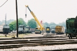 Alabama Southern RR yard
