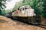 "CSX/KCS ""extra"" train on Alabama Southern Railroad"