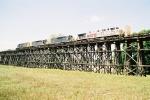 "Alabama Southern RR ""BHTU"" train"
