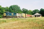 "CSX/KCS ""extra"" train on Alabama Southern RR"