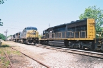 "CSX/KCS ""extra"" train on the Alabama Southern RR"