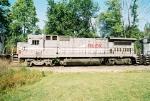 NREX 8584 on the Alabama Southern RR