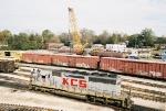KCS Yard