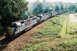 KCS Birmingham train