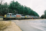 "KCS ""Birmingham"" Train Z776"
