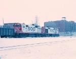 Soo Line Alco DL-640's