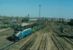 BN eastbound freight
