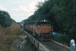 Milwaukee Road Ford Fast