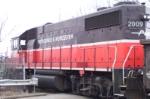 Railfanning with Murphy
