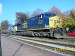 CSX 5110 on Q411