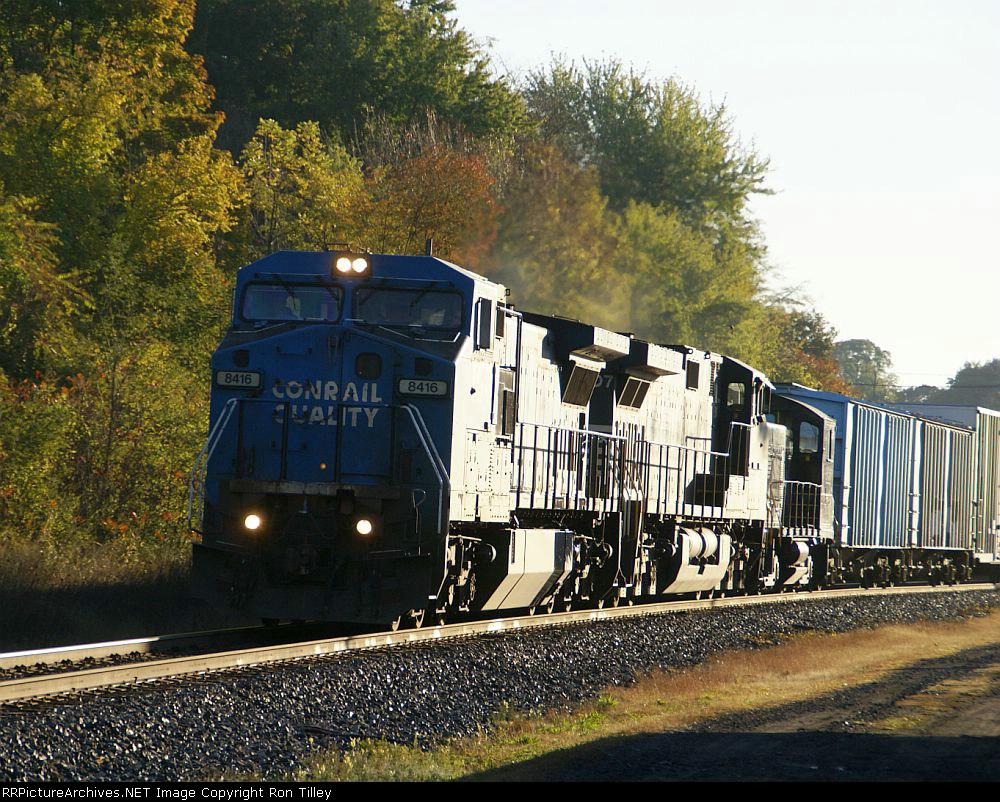 19G with a Conrail Leader