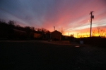 Sunrise at the PRRH