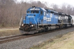 NS H76 heads downgrade through Phillipsburg