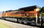 BNSF Repaint looks to be a former Warbonnet