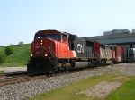 CN 5714 & 5407 leading M397 westward