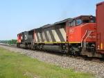 CN 5407 & 5714