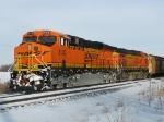 BNSF 6140 & 5602