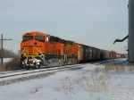 BNSF 6140 & 5602 with Q335 stretched out behind them