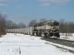 N956 rolling eastward