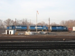 NS 3066, 3065 & 3062 in Botsford Yard