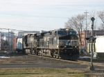 NS 9763 & 8818 leading 36E north