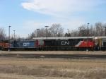 GTW 4617 & CN 2604