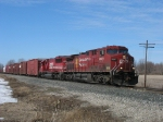 CP 8641 & SOO 6056 with X500