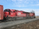 SOO 6056 & CP 8641