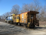 CSX 6049 & BO 904034 making up D700 today
