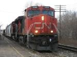 CN 2200 & 8020 leading M398 east