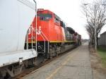 CN 8020 & 2200 going away