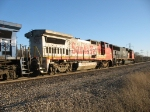 BNSF 520 & CN 5602