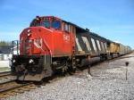 CN 5412 & UP 6522