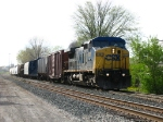 CSX 9020 heading east with Q326-06