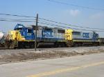 CSX 2711 & 9248