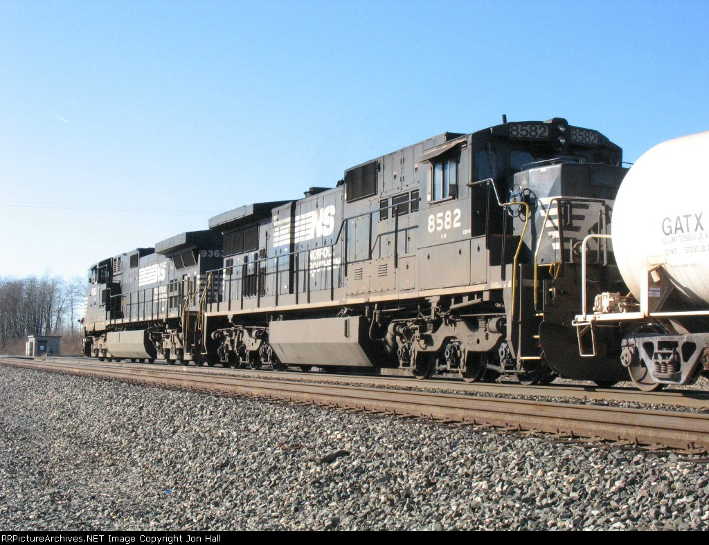 NS 8582 & 9363