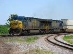 CSX 646 & 620