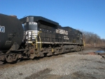 NS 8795 on the diamond