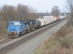 NS 8465 & 9181 leading a westbound general freight