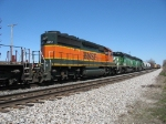 BNSF 8057, 7013 & 6843
