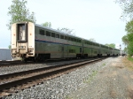 The Capitol Limited going away