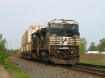 NS 8455 & 2747 with 206